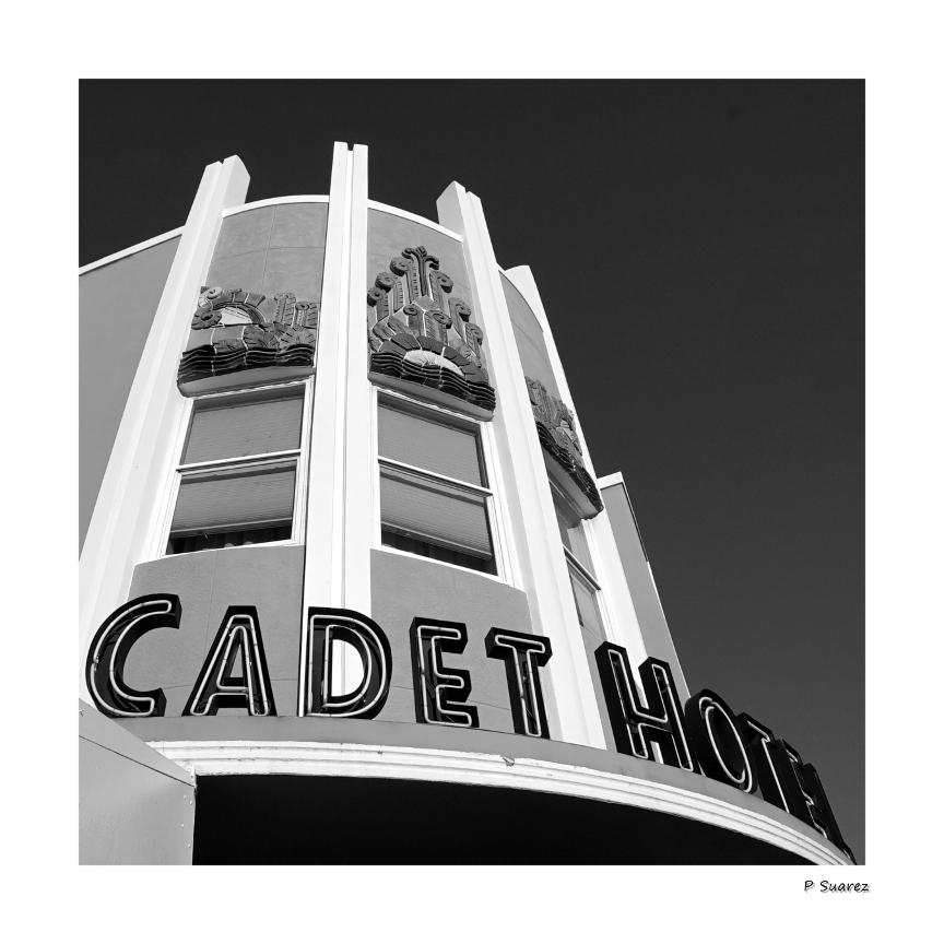 Cadet Hotel-1 36X36