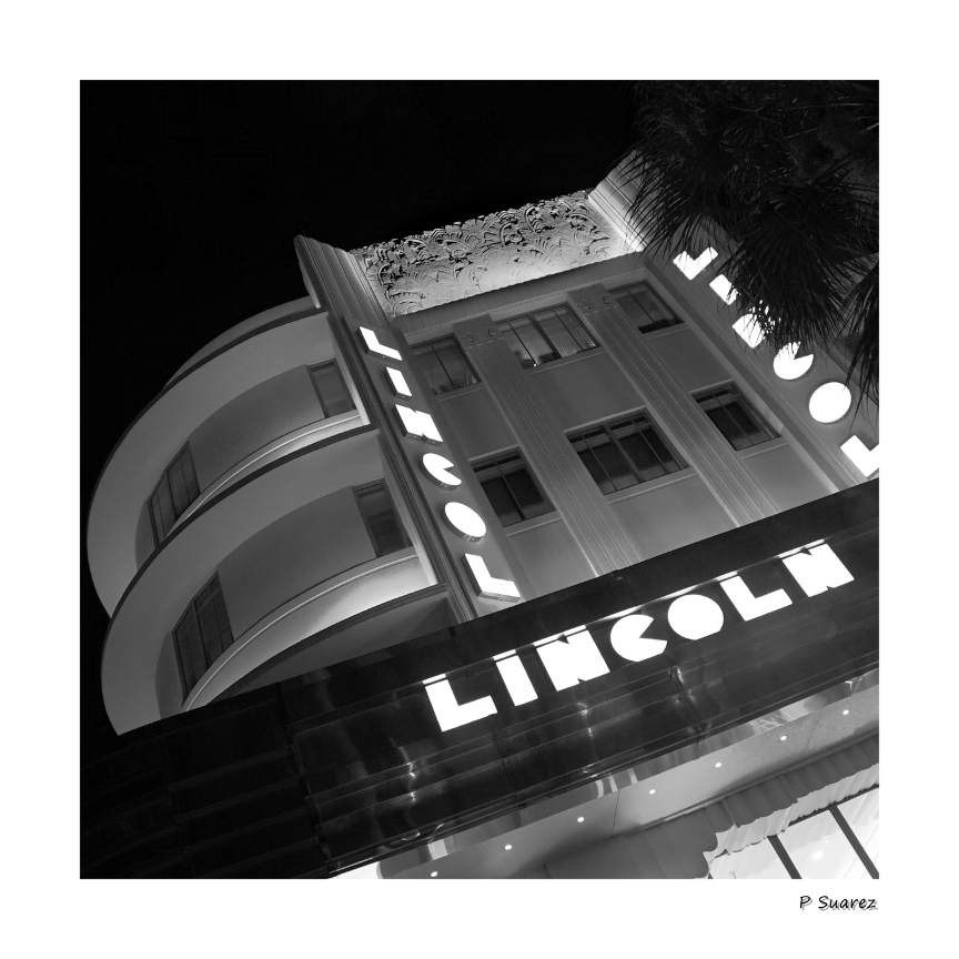 Lincoln Theater 36X36